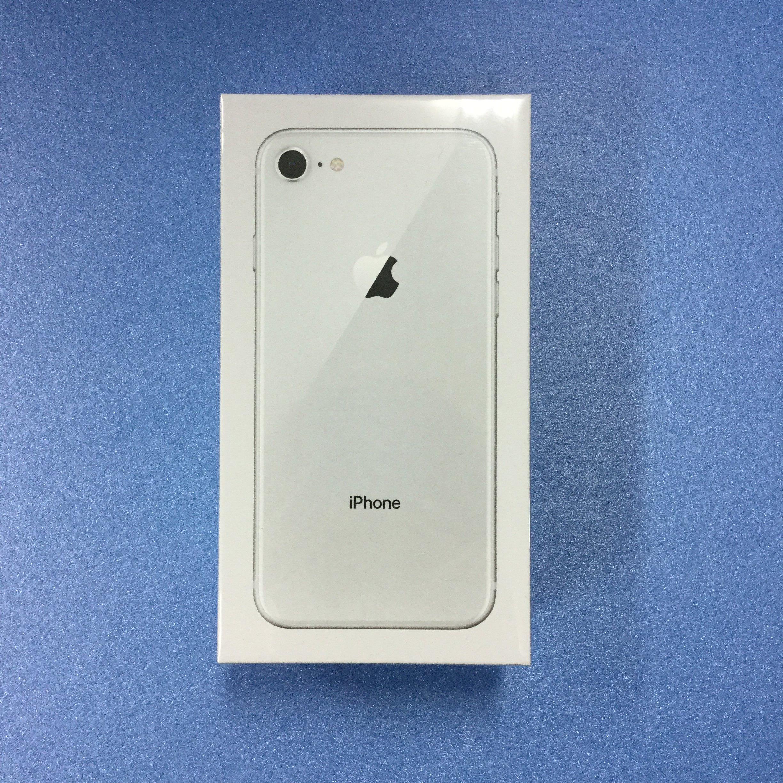 iPhone8 64GB(シルバー)の商品画像