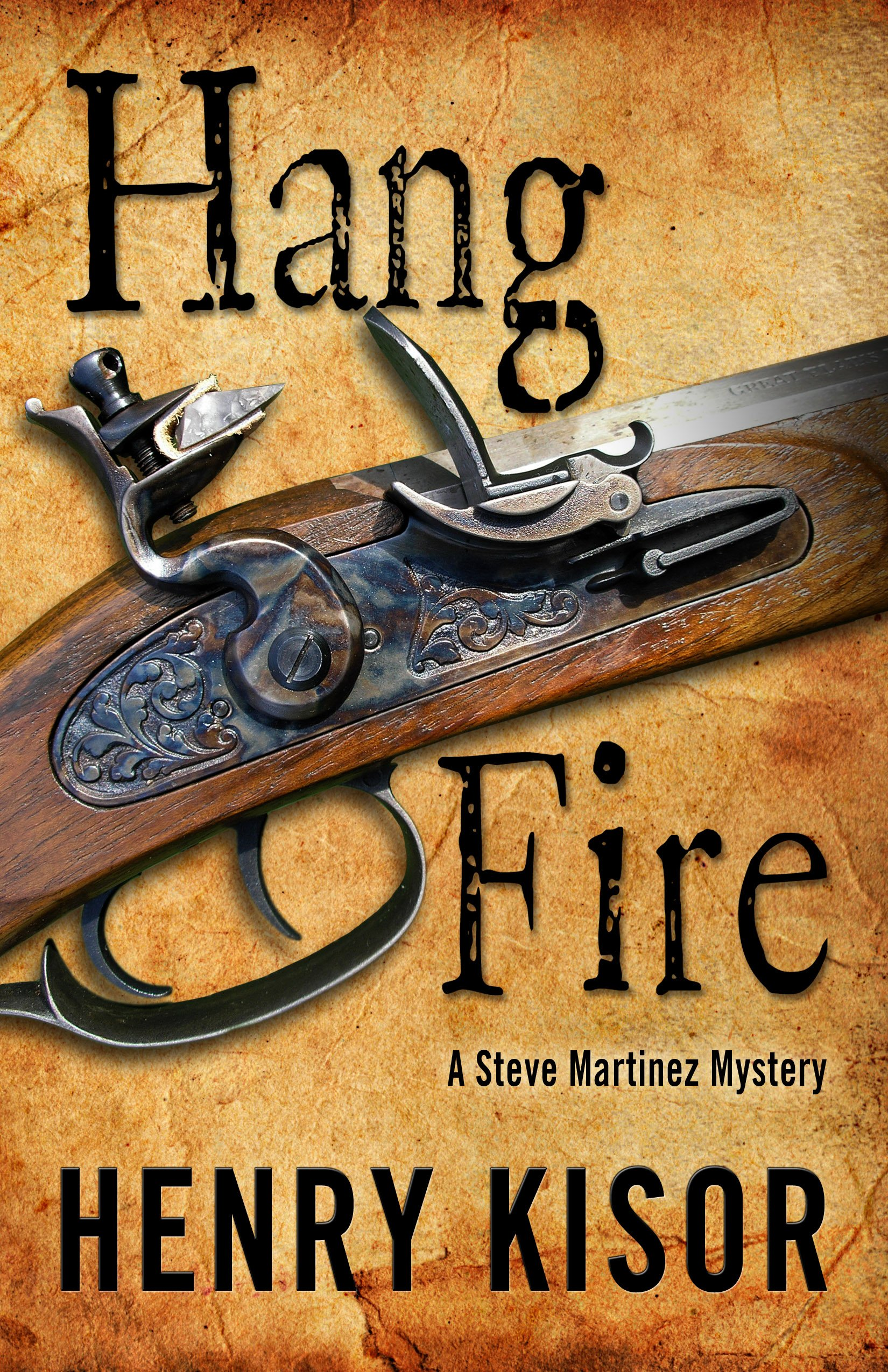 Download Hang Fire (A Steve Martinez Mystery) pdf