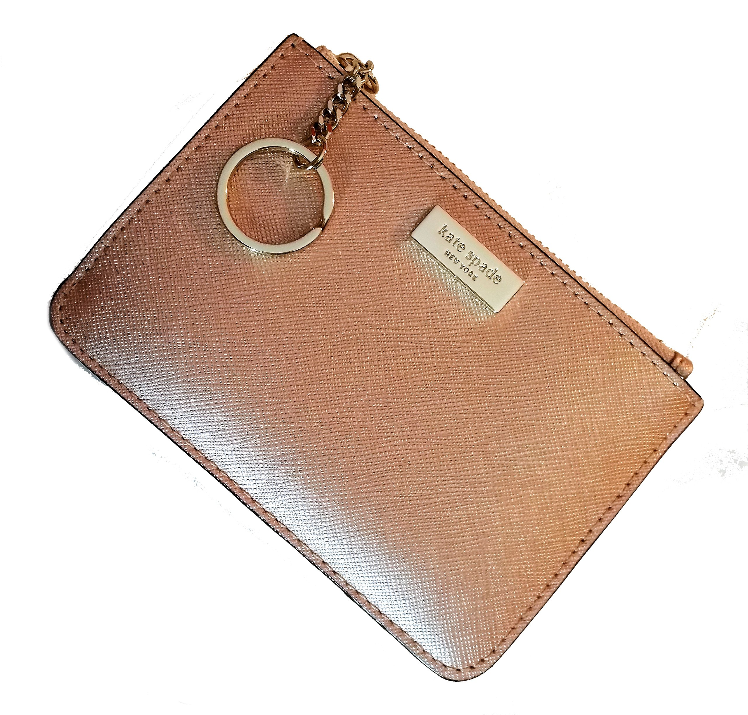 Kate Spade New York Laurel Way Bitsy Card Case W/ Keyring Rosegold by Kate Spade New York (Image #4)