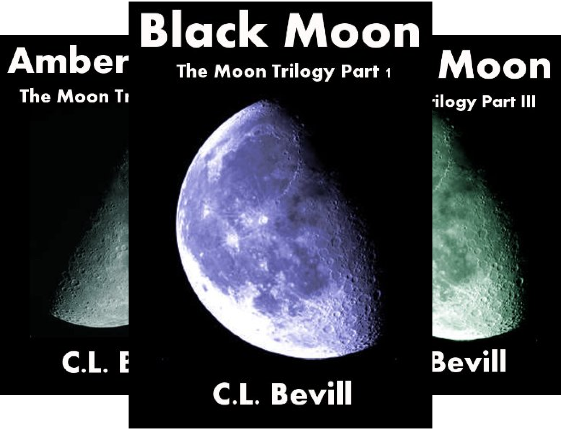 Moon (3 Book Series)