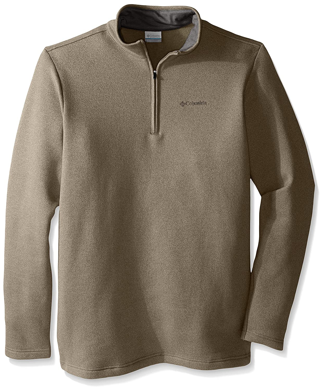 Columbia Men's Big Great Hart Mountain III Big & Tall Half Zip Columbia Men's Sportswear 1625232-1
