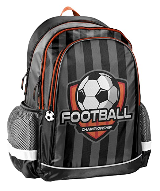 Paso Mochila - Balón de fútbol Mochila Escolar 18 - 081 FB ...