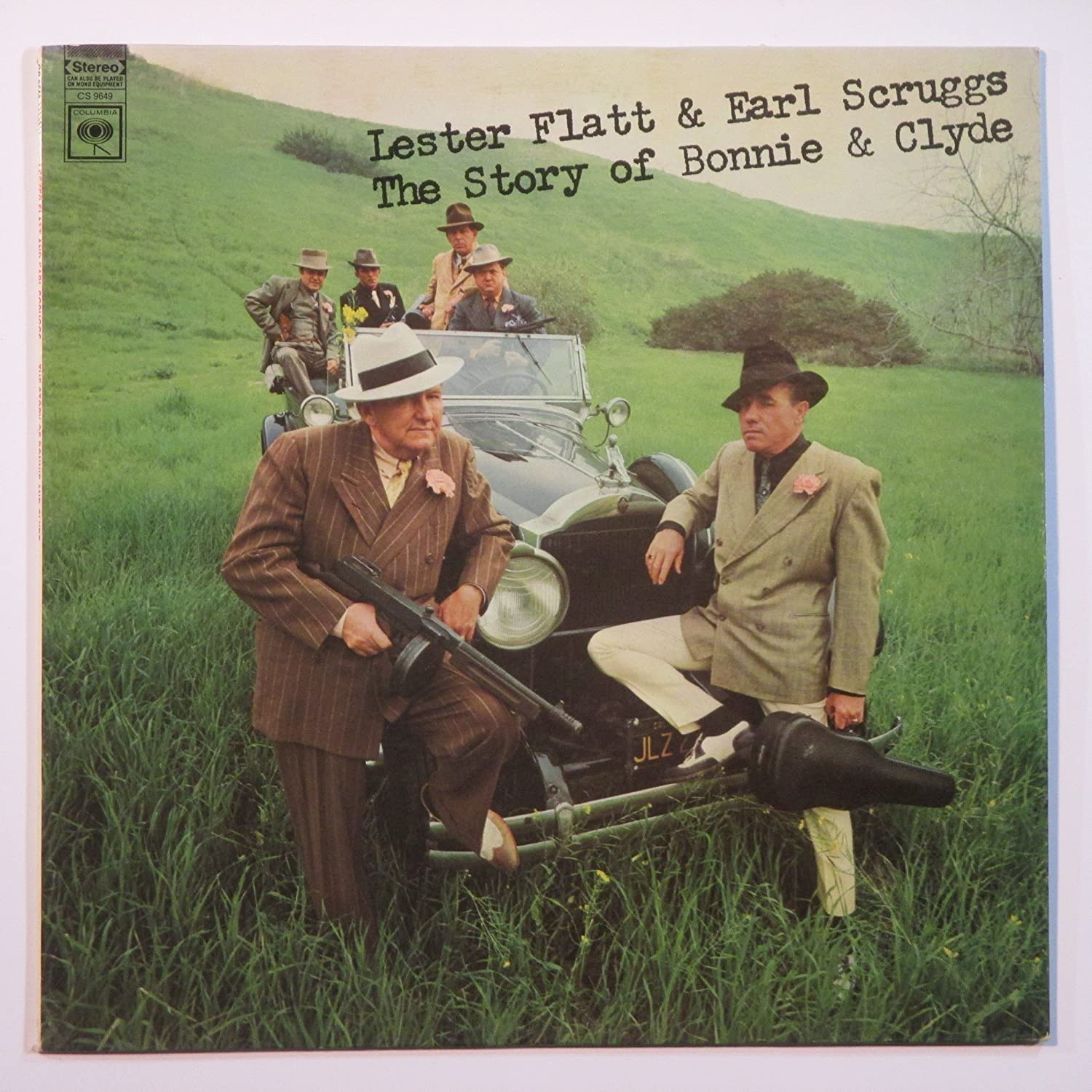 Lester Flatt and Earl Scruggs - The Story of Bonnie and