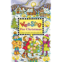 Wee Sing Christmas book cover