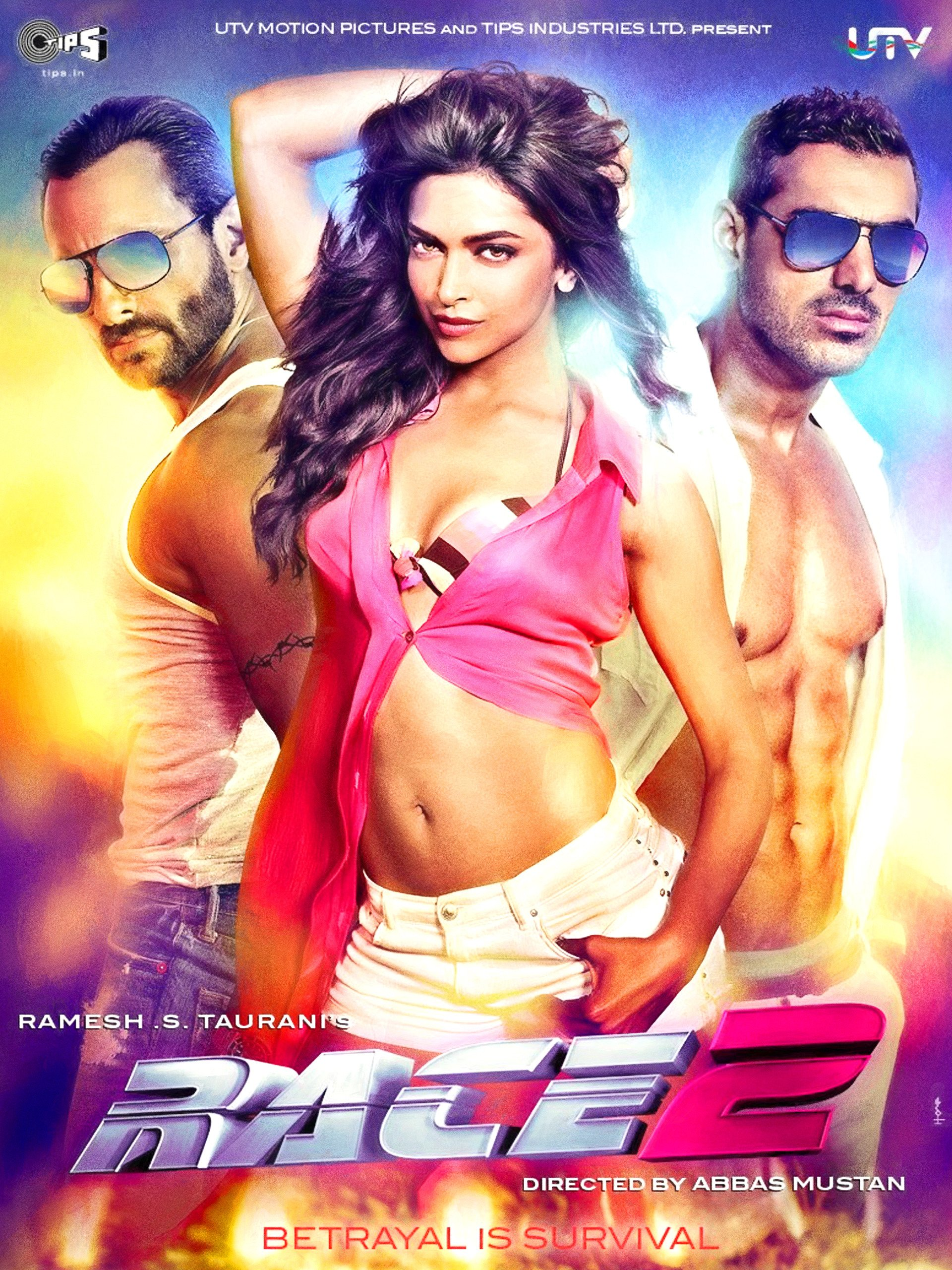 Race 2 Box Office Collection Day-wise India Overseas
