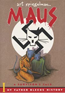The complete maus art spiegelman 9780679406419 amazon books maus a survivors tale i my father bleeds history ii and fandeluxe Gallery