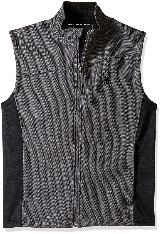 Amazon.com: Spyder Men's Paramount Light Weight Core Sweater Vest ...