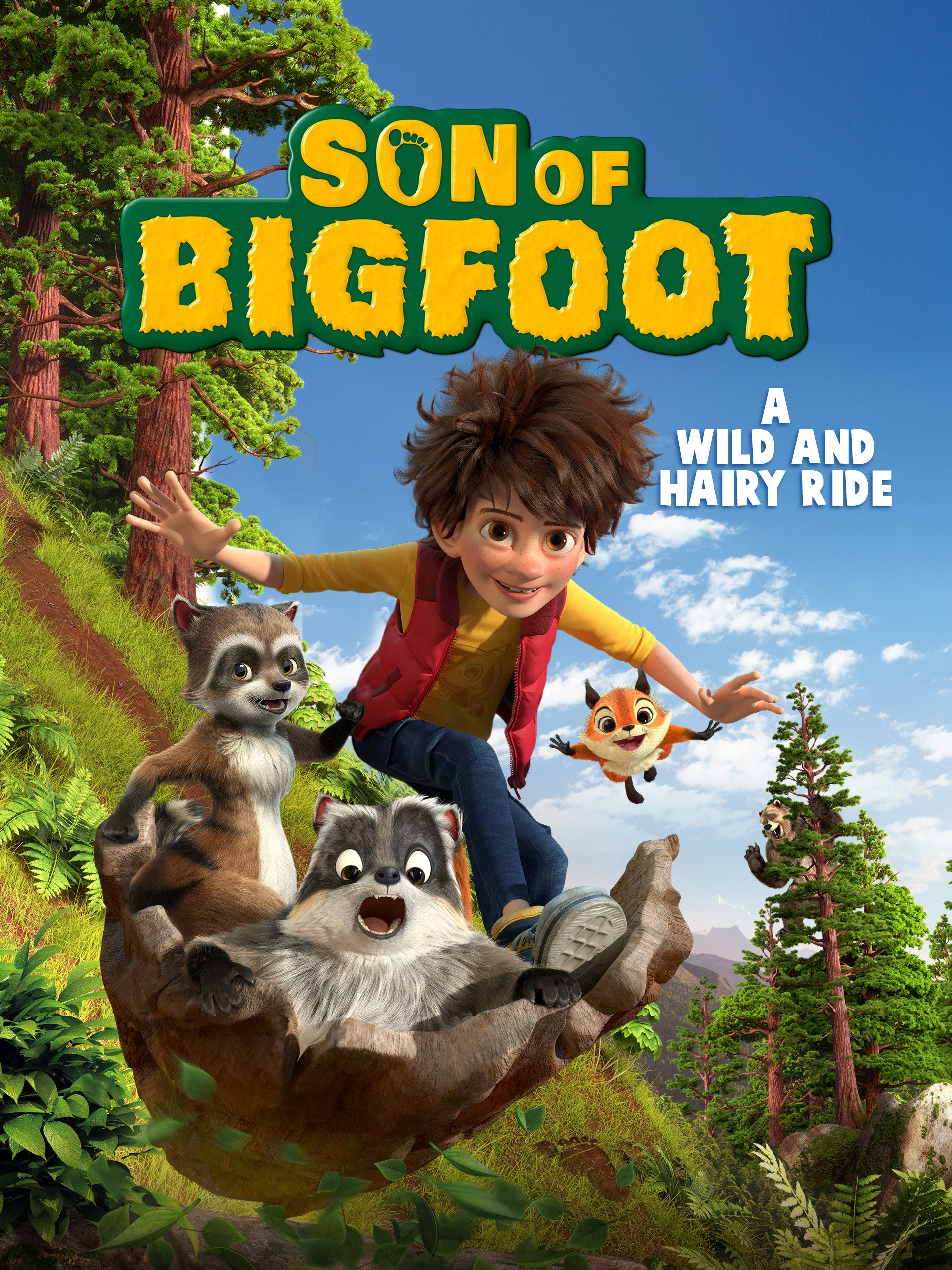 Son of the big foot