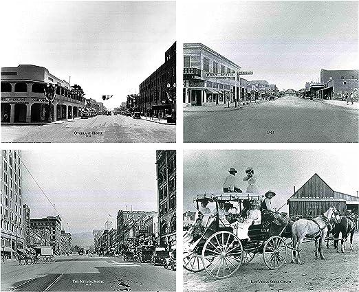 Amazon.com: Vintage las Vegas Stage Coach, la Nevada Hotel ...
