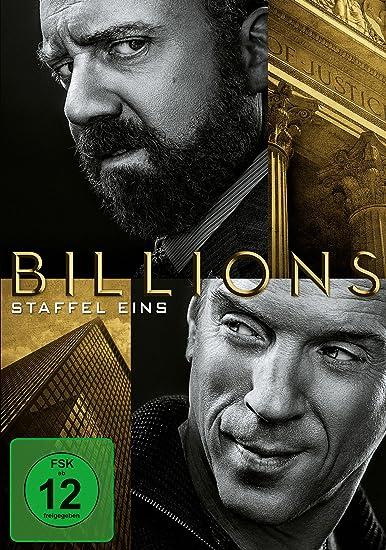 Billions - Staffel Eins [6 DVDs]