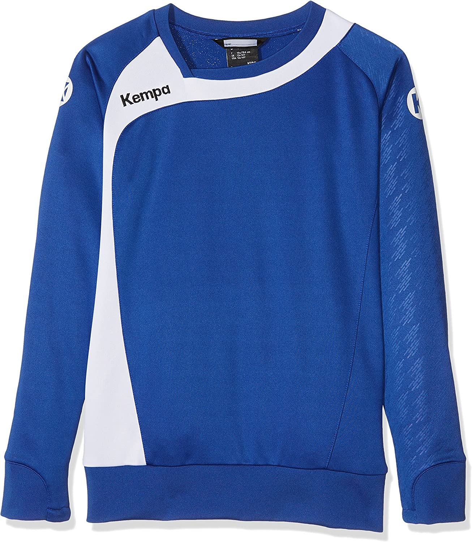 TALLA XL. Kempa Peak Jersey DE Entrenamiento - Jersey, Unisex Adulto, Azul(
