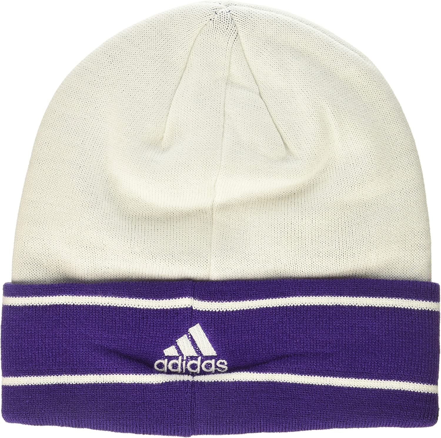 adidas MLS Adult Men Jacquard Logo Cuffed Knit