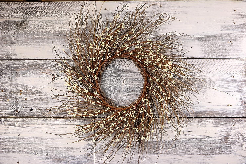 Berry Twig Wreath