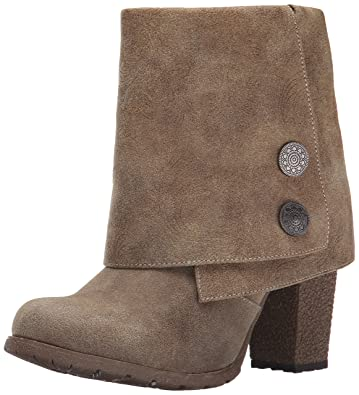 Women's Chris Embossed Cuff Winter Boot