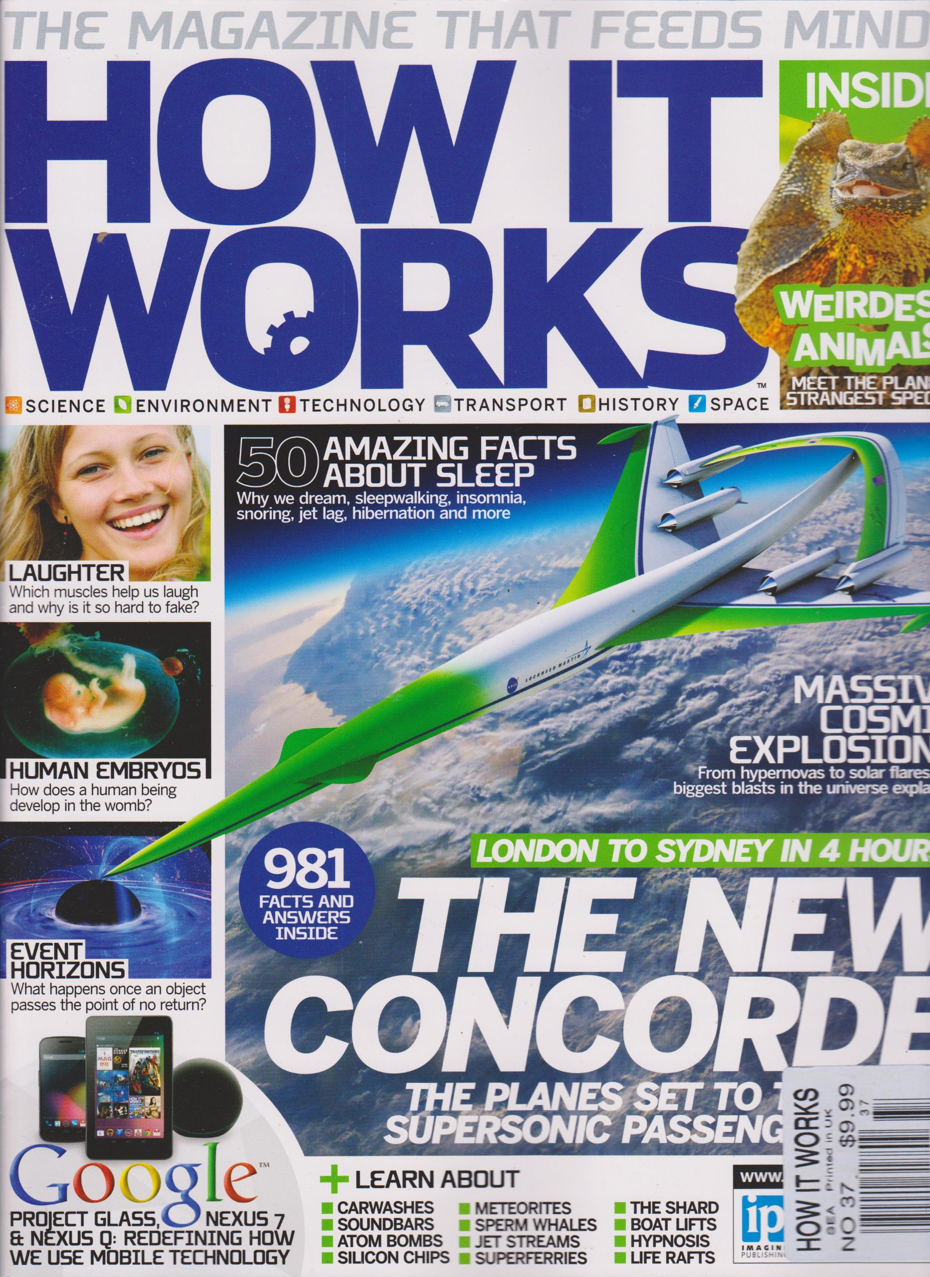 Download How It Works Magazine (Number 37) pdf