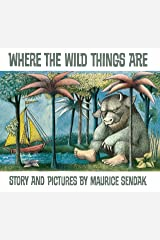 Where The Wild Things Are by Maurice Sendak (Special Edition, 1 Jan 1967) Hardcover Hardcover