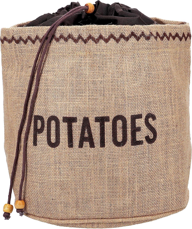 Kitchencraft Bolsa con Forro para Conservar Patatas, Tela, Beige ...