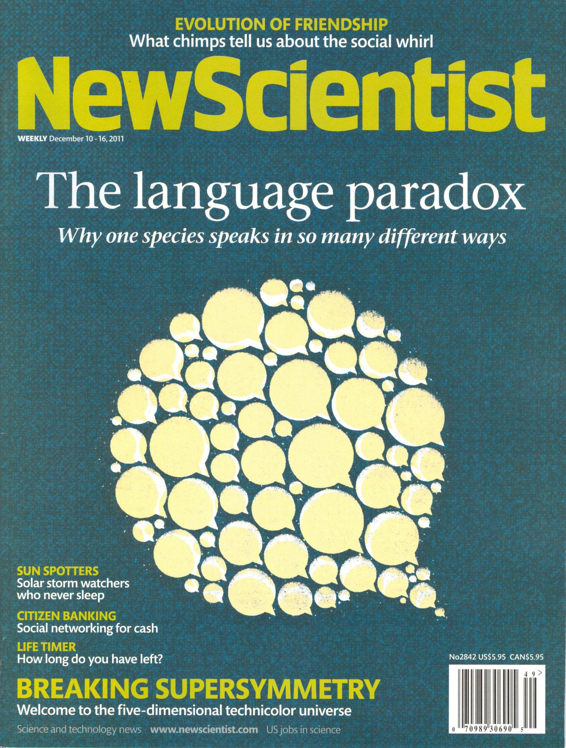 Download New Scientist Weekly December 10-16 2011 PDF