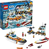 Lego 60167 - City Coast Guard, Quartier Generale della Guardia Costiera