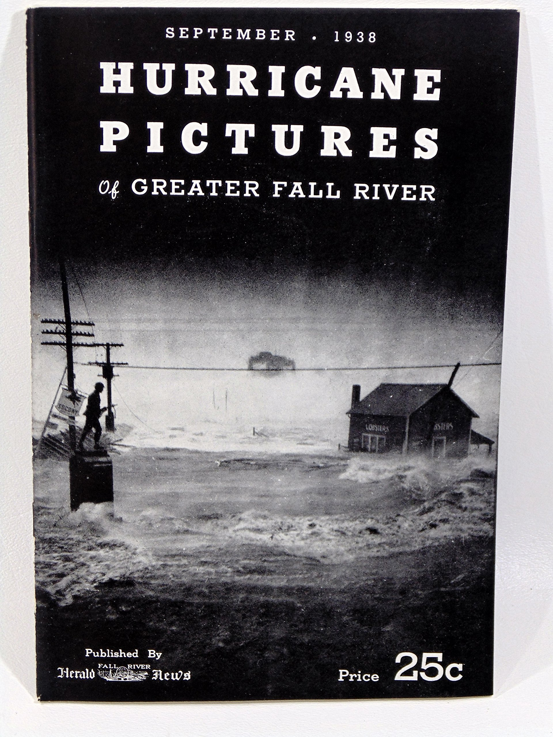 Hurricane Pictures of Greater Fall River, September 8, 8: Fall