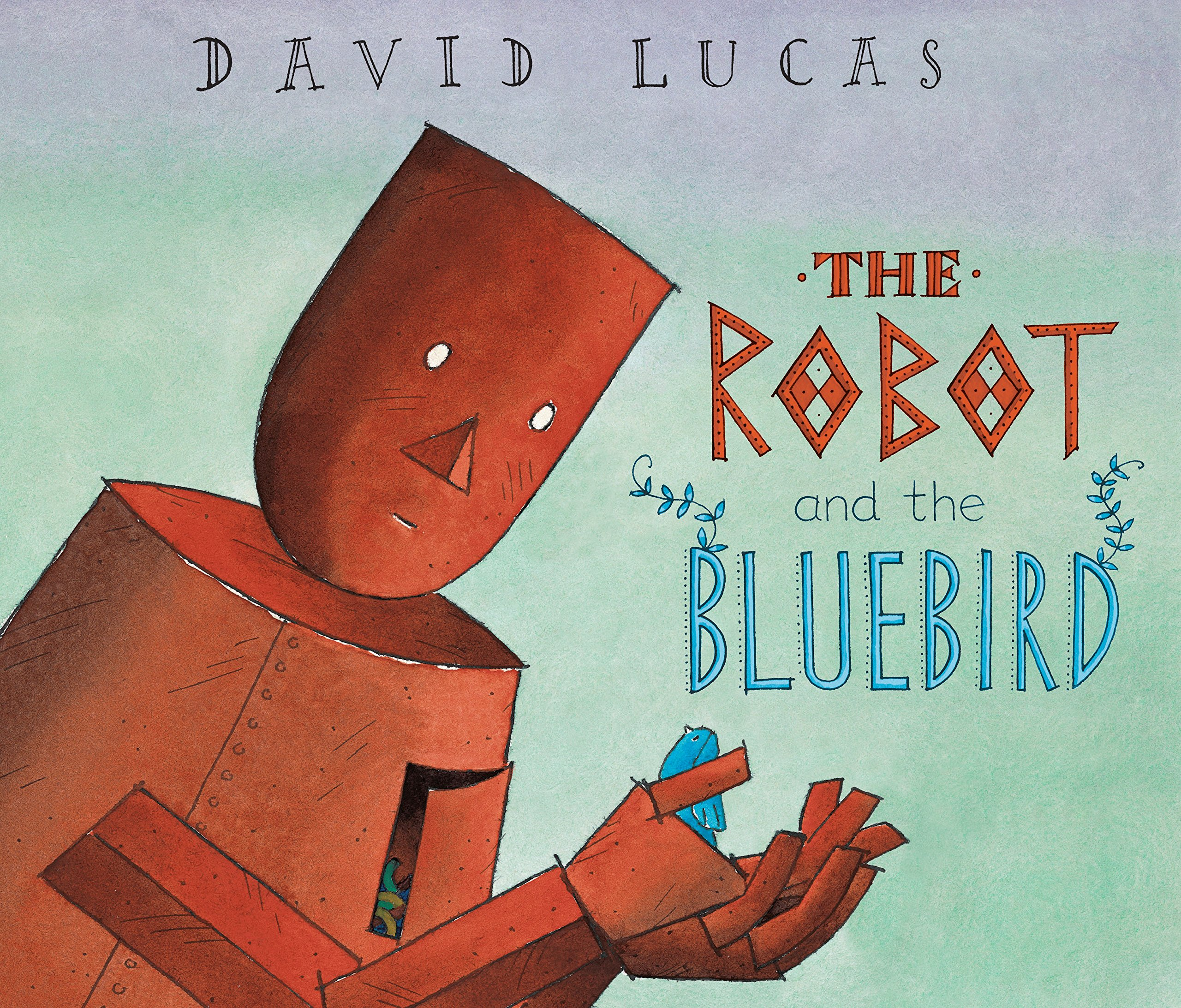Image result for the robot and the bluebird