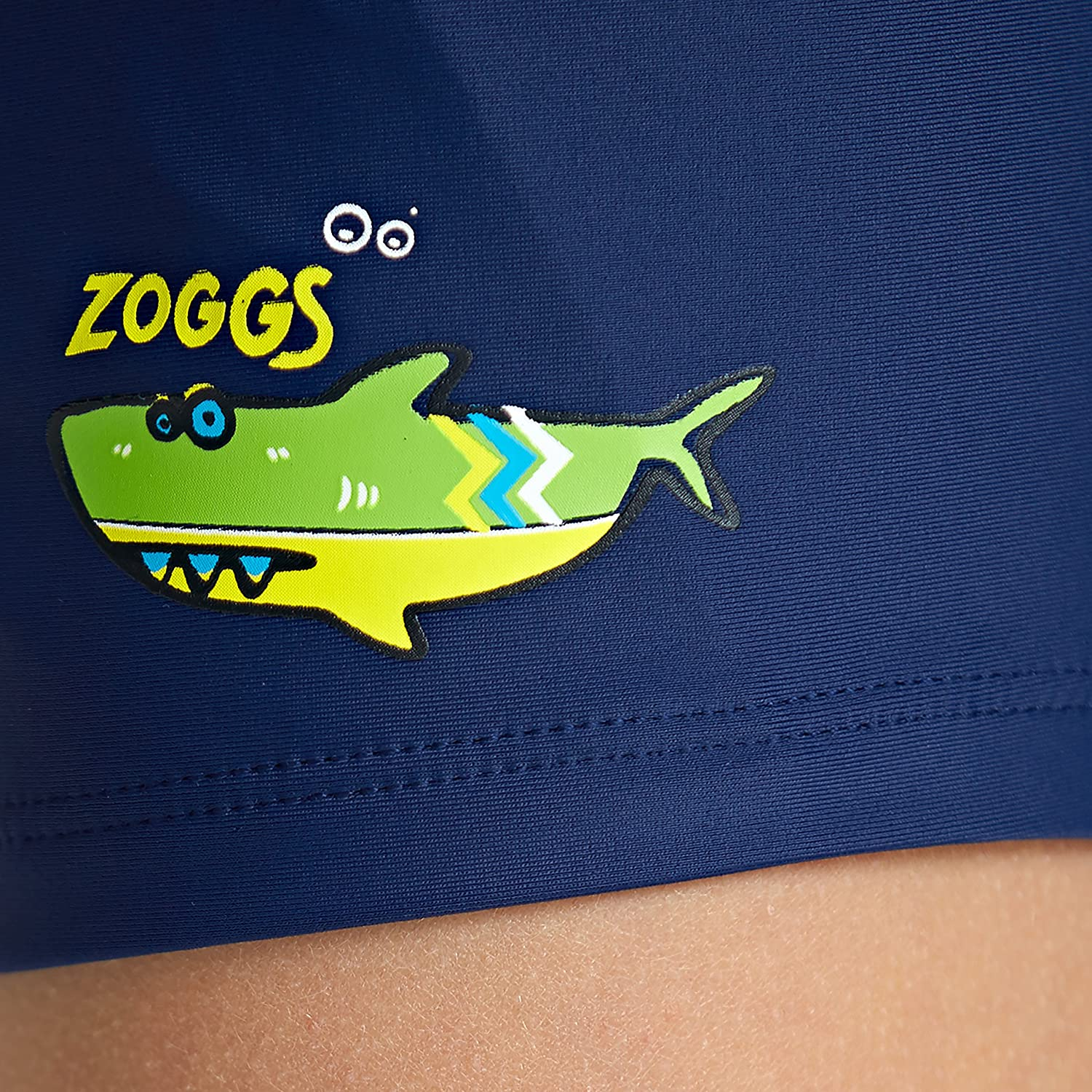 Zoggs Boys Sharky Placement Hip Racer 22