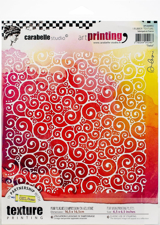 Carabelle Studio APCA60007 Printmaking and Etching Multicolor