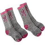 Browning Hosiery Unisex Child Kids Merino Wool Blend Sock