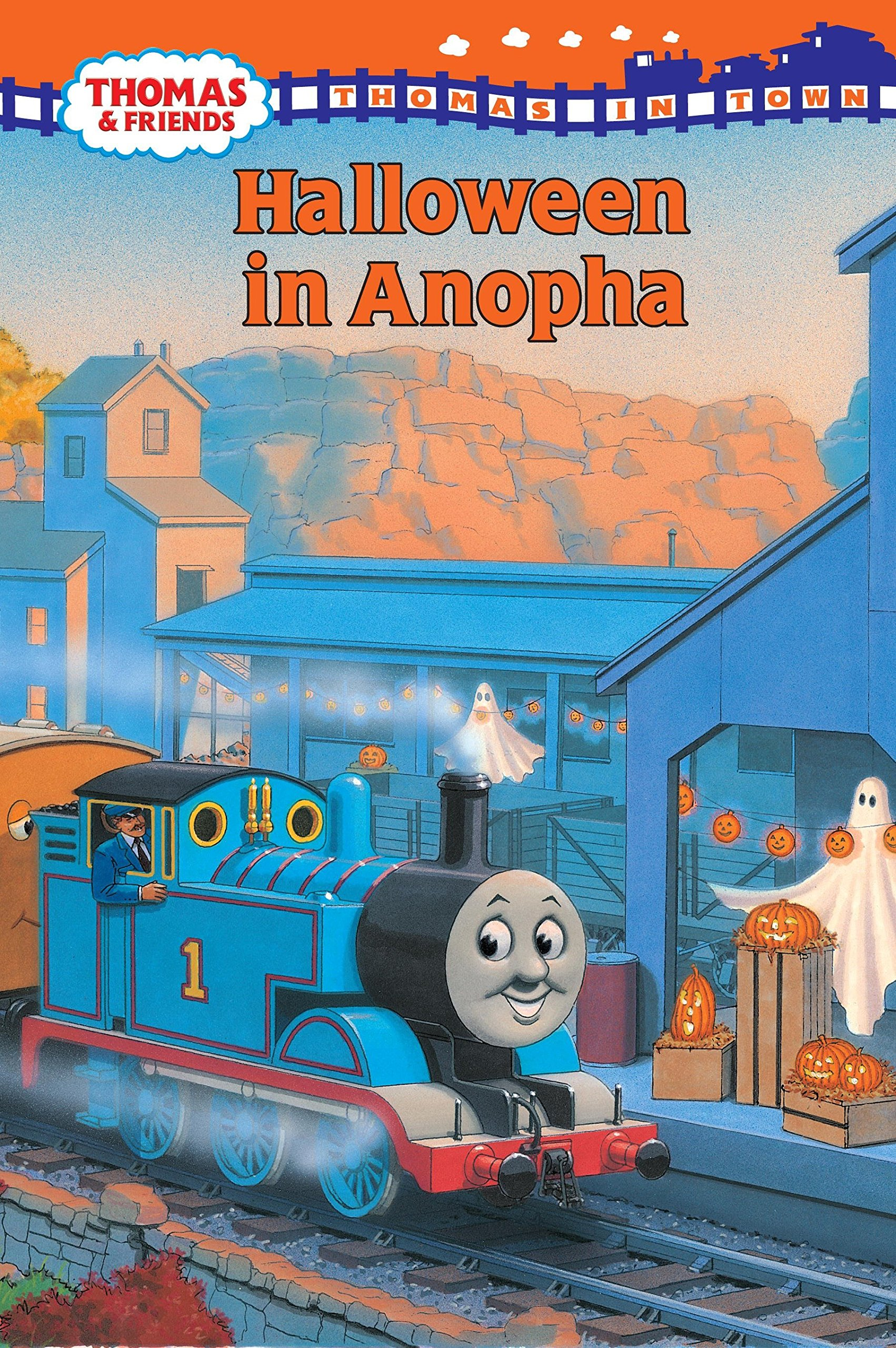 Download Halloween in Anopha (Thomas & Friends) pdf epub