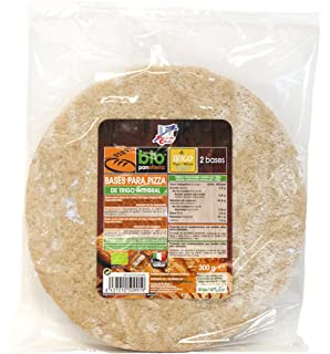 Sol Natural Base de Pizza Espelta Integral 300 Gramos ...