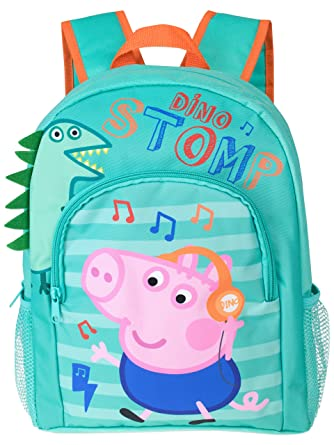 George Pig Boys George Pig Backpack  Amazon.co.uk  Clothing a478d04e140aa