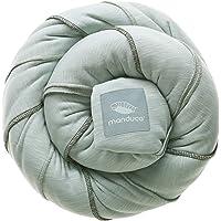 manduca SLING Fular Portabebes > Mint < Mochila Bebe Elastico con Certificado GOTS, Calidad Ecológica, Algodón Orgánico…