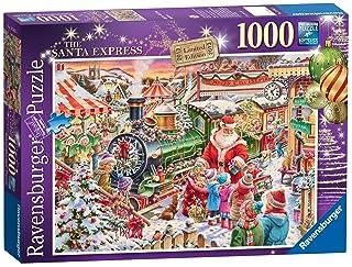 Ravensburger Christmas 2013 Edizione Limitata The Santa Express Puzzle 1000 Pezzi Ravensburger Italy 19345