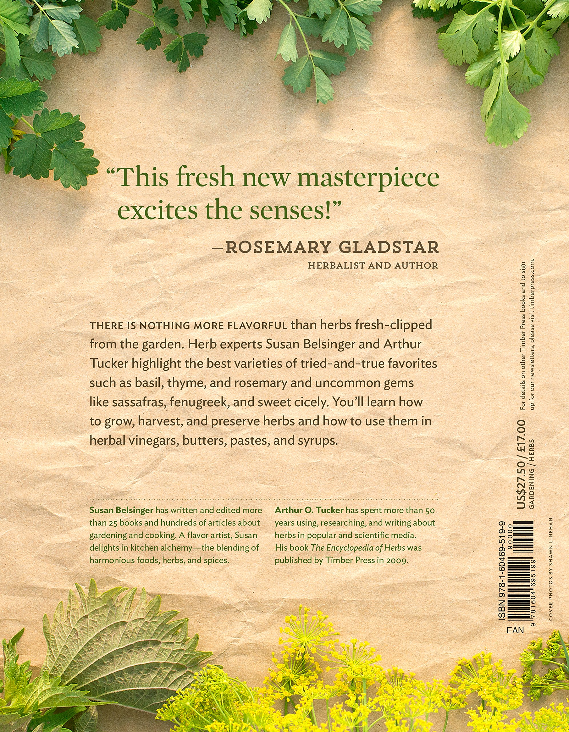 the culinary herbal growing and preserving 97 flavorful herbs