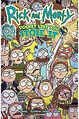 Rick and Morty: Pocket Like You Stole It Kindle Edition