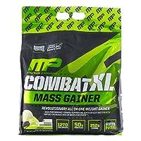 MusclePharm Combat XL Mass-Gainer Powder, Weight Gainer Protein Powder, 1270 Calories...