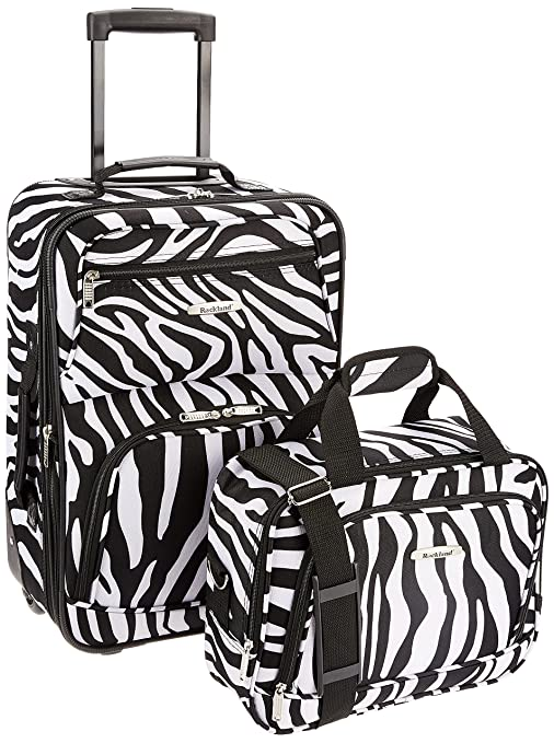 Rockland F102 Luggage Printed Luggage Set 0fa499e270d35
