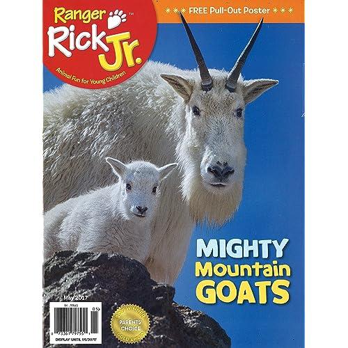 Ranger Rick Jr.                                                                                    Print Magazine