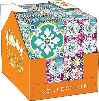 Kleenex de la colección de en forma de cubo de - 12 cajas con diseño de (56