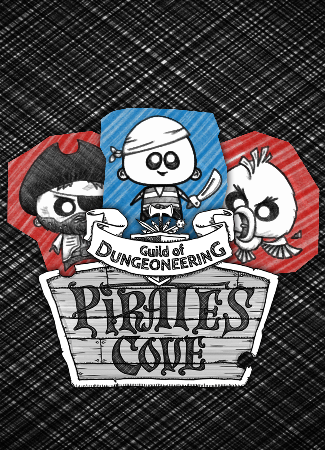 Guild of Dungeoneering Pirates Cove Adventure Pack [Online Game Code]