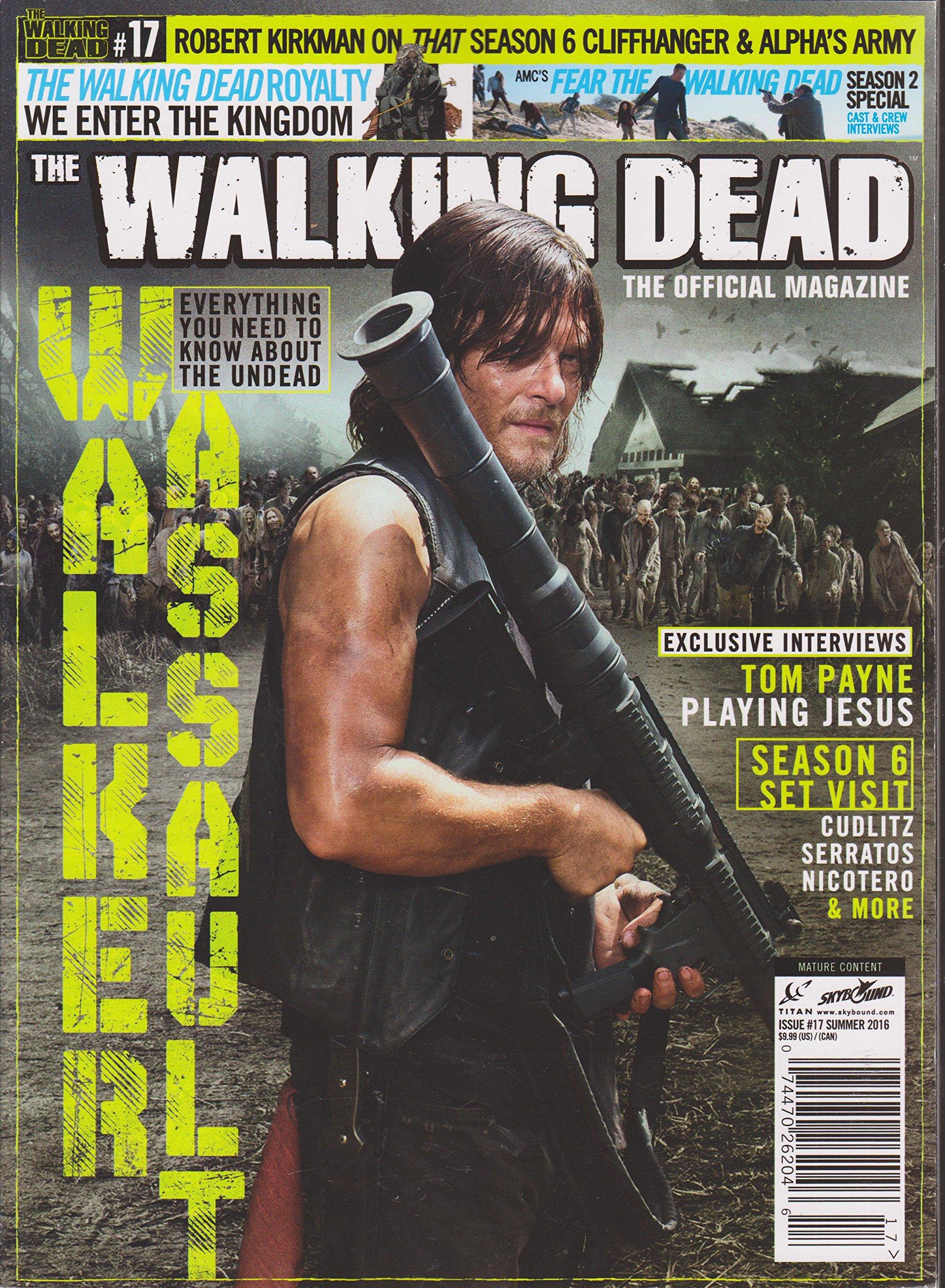 The Walking Dead Magazine Summer 2016 PDF