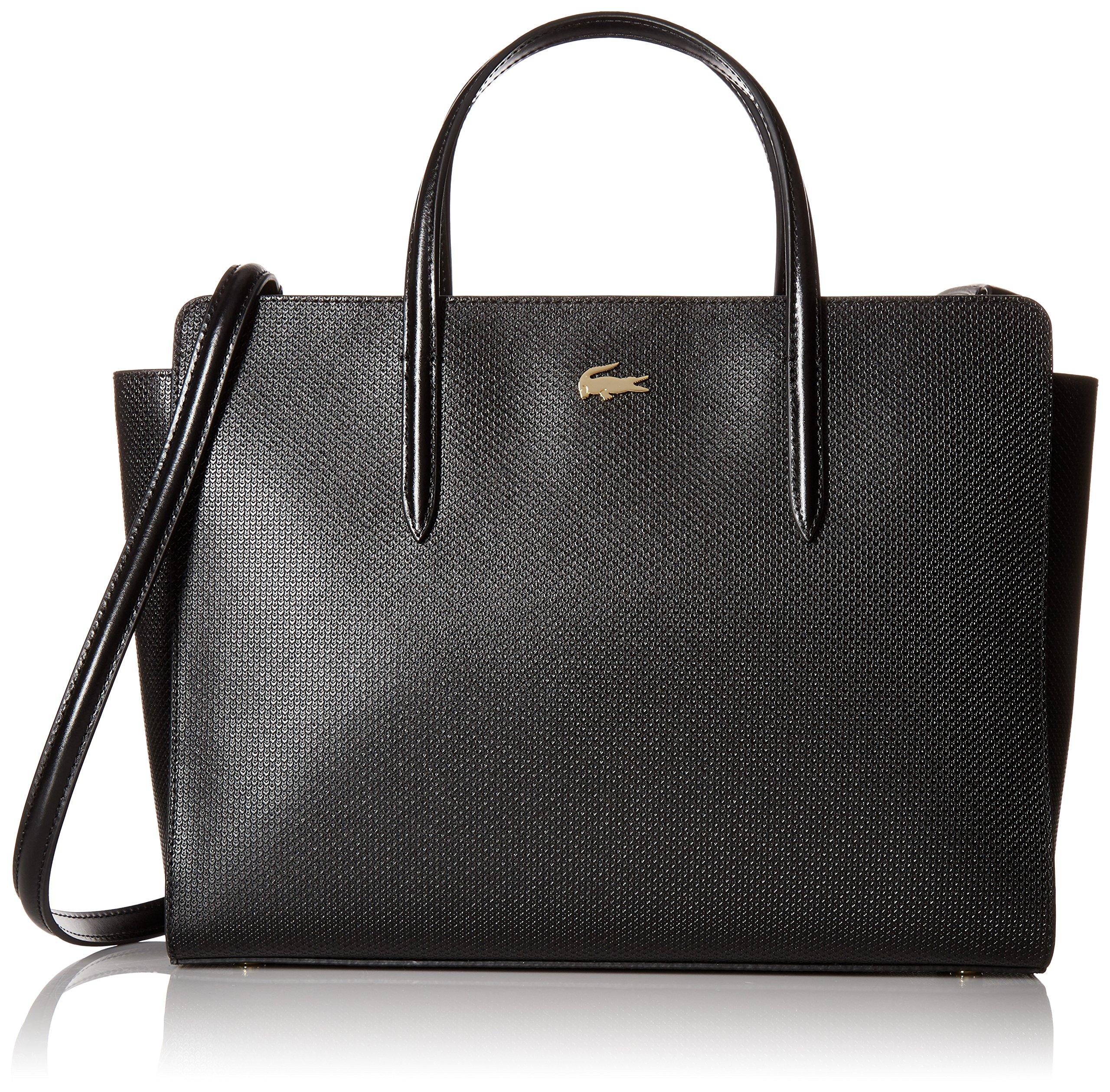 Lacoste Chantaco Shopping Bag, Black