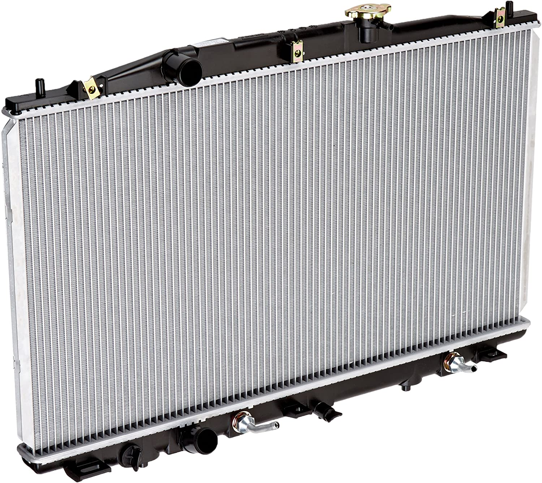 TYC 3086 A//C Condenser Assembly for Honda Accord L4//V6 Sedan 2003-2007 Model