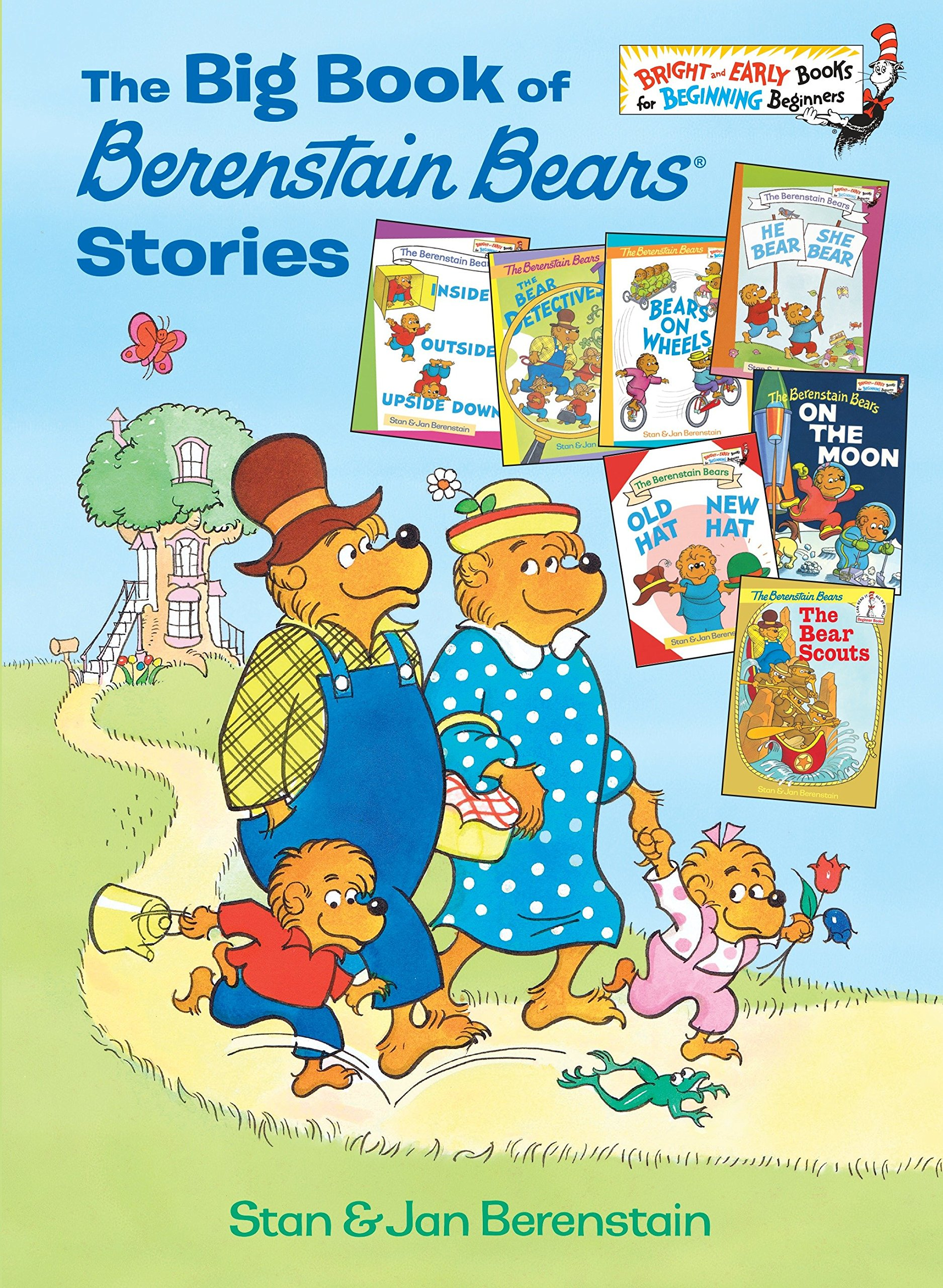 The Big Book of Berenstain Bears Stories by Random House Books for Young Readers (Image #1)