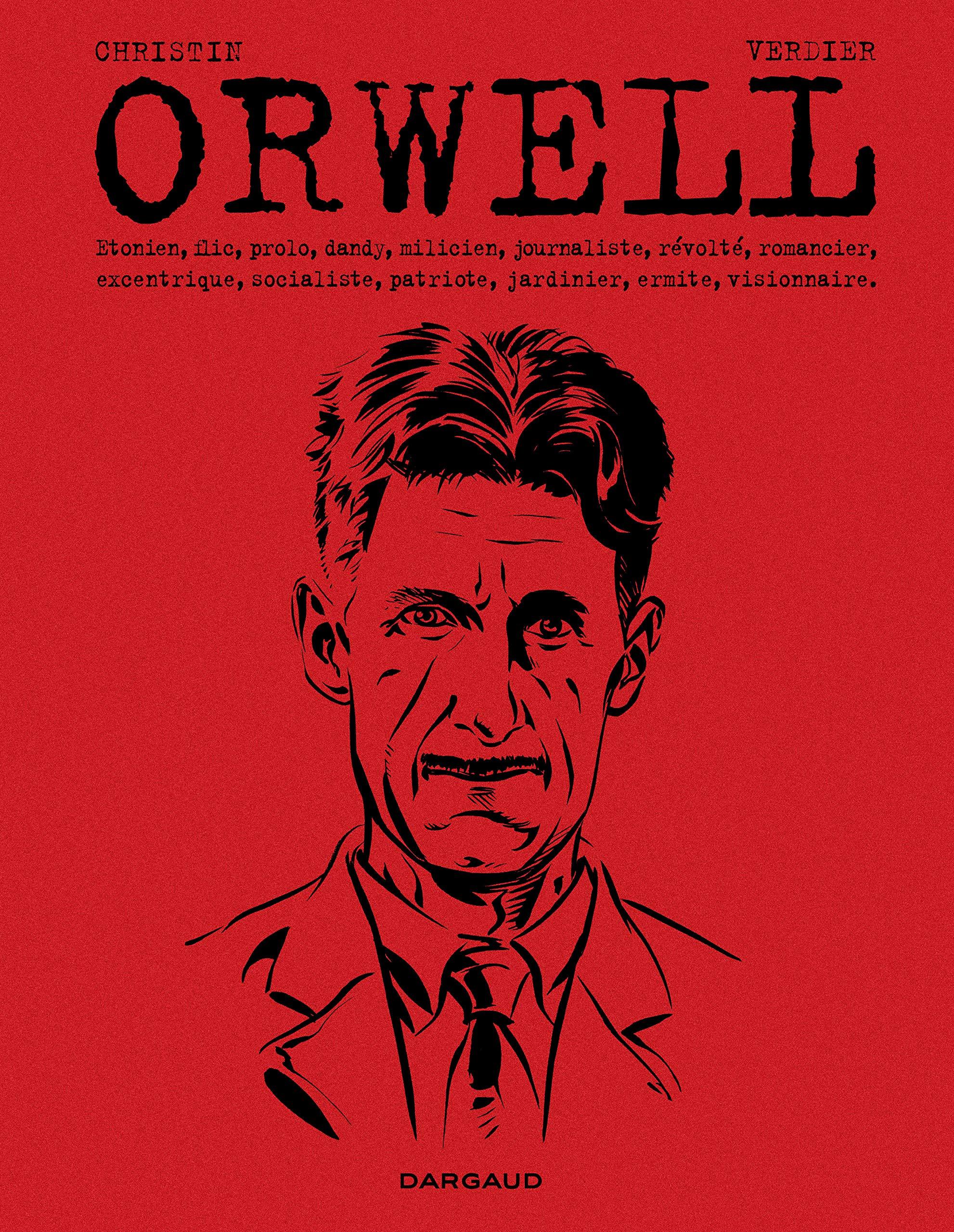 George Orwell - tome 0 - Orwell: Amazon.es: Christin Pierre ...