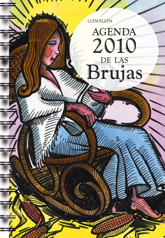 Agenda 2010 de las brujas: Llewellyn: 9788497775724: Amazon ...