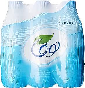 Nova Bottled water shrink, 6X0.55ml