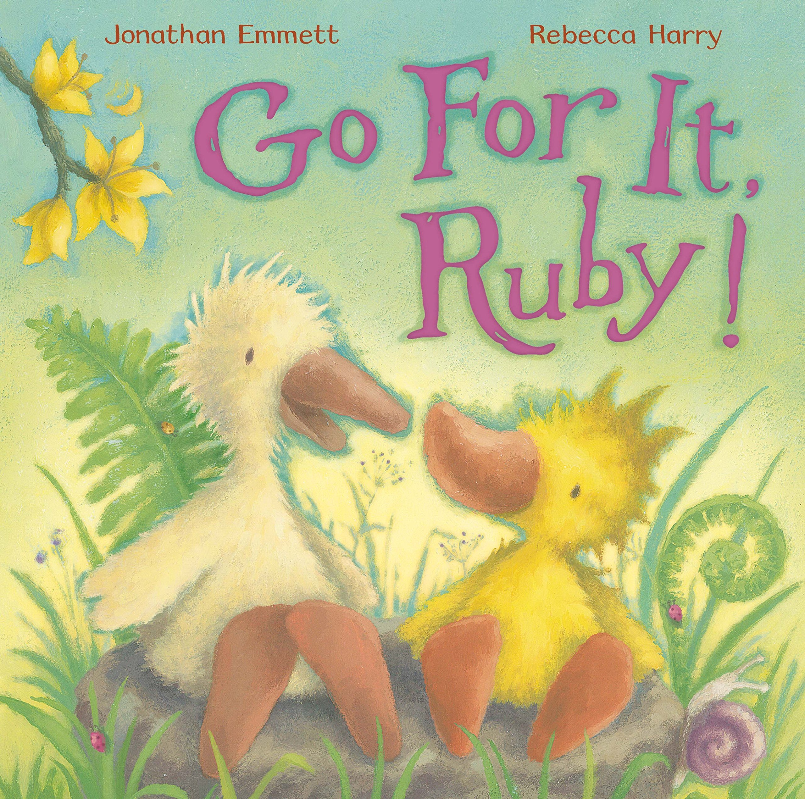 Go For It, Ruby! ebook