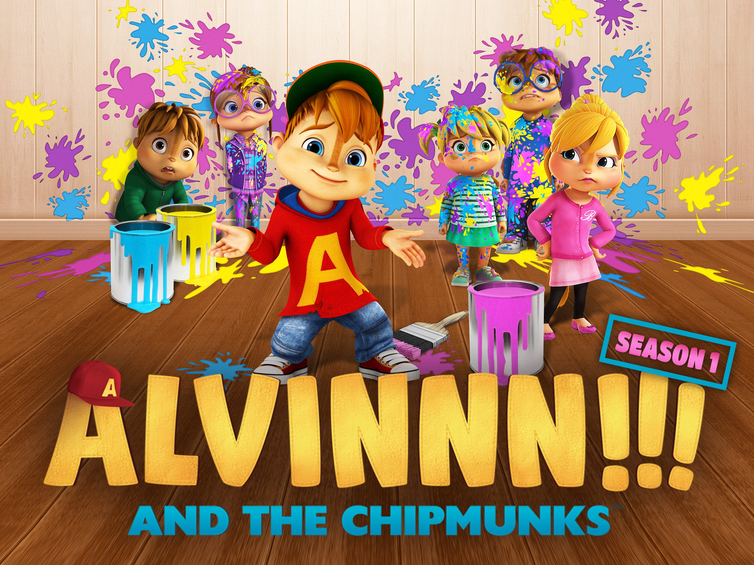Amazoncouk Watch Alvinnn And The Chipmunks