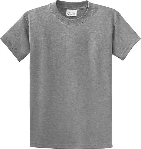 9168030e Port & Company Men's Essential T Shirt | Amazon.com